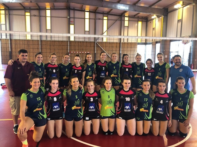 MATCH PREPARATOIRE : BBVB / LATTES